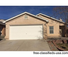 beautiful 4 bedroom 2 bath home