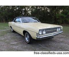 1968 Ford Fairlane