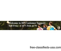 Hp Printer Support - Call USA Toll Free Now: 1-877-910-4179