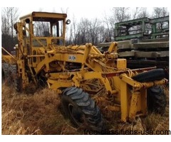 Galion 118 series B grader - Blade 12' wide