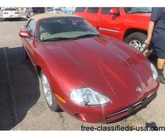 2000 Jaguar XKE Convertible