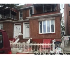 3 FAM BRICK with FIN. BSMT & PVT DRIVE (East Flatbush)