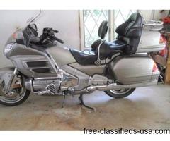 BUY HONDA GL1800: $8,350