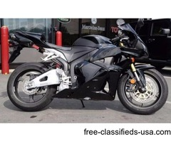 ONE OWNER Clean Carfax 2012 Honda CBR600 RR 4k miles WE FINANCE
