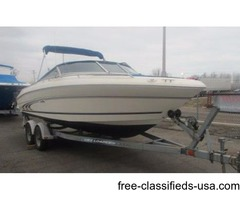 1998 sea ray 210 bow rider