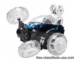 Cobra Rc Toys Remotecontrol Luna Stunt Car Without Builtin Power