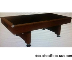 8inch Pool Table