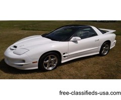 2000 Pontiac Trans Am WS6