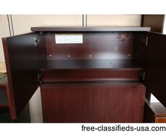 """36"""" Laminate Wall Mounted Hutch by Hon"""