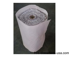 CLEAR VINYL CARPET PROTECTOR ROLL 27 INCHES WIDE X 100 FT LONG