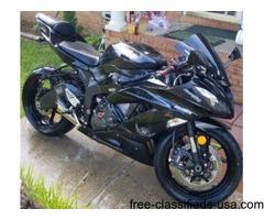 2013 Kawasaki 636 Ninja -Black- Excellent Shape