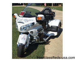 2005 HONDA GOLDWING GL1800 MOTORTRIKE