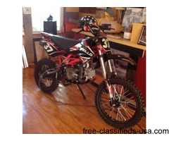 Dirtbike Apollo 125 perfect for teens