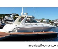 41' 2000 Sea Ray 410 Sundancer