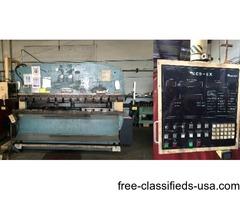 110 Ton Amada RG 100 CNC Press Brake for sale