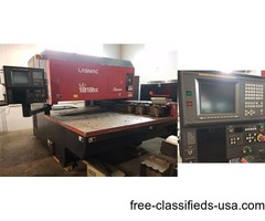 Amada Pulsar LC 1212 A CNC Laser for sale