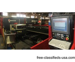 Amada AC 2510NT CNC Turret Punch Press for sale