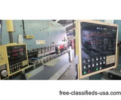 Used Amada RG-100L CNC Press Brake for sale