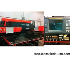 Used AMADA Vipros KING II 358 CNC Turret Punch 1999 for sale
