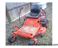 Zero Turn Mower 42""