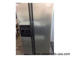Side by Side Refrigerators for Sale