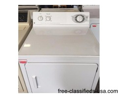 Gas & Electric Dryers for Sale!