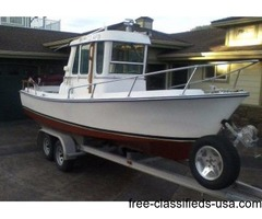 1984 Shamrock Pilothouse