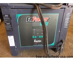Electric Forklift Battery Charger - 48 Volts