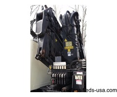 K8671 - 1997 HIAB 300-4 UNMOUNTED KNUCKLEBOOM; 13 TON