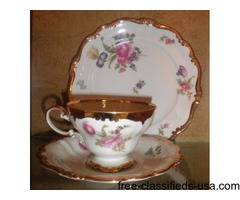 1940's Rosenthal Luncheon Set