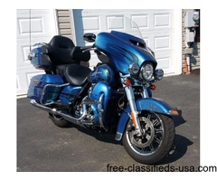 Harley Davidson Ultra-Limited