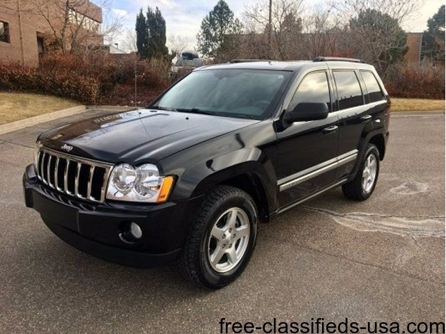 2007 Jeep Grand Cherokee Limited | free-classifieds-usa.com