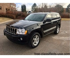 2007 Jeep Grand Cherokee Limited | free-classifieds-usa.com