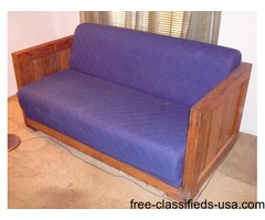 THIS-END-UP Brand COUCH / BED