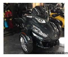 SALE! NEW 2017 Can-Am Spyder RT Limited SE6 Motorcycle