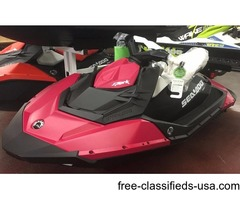 SALE! NEW 2015 Sea-Doo Spark 2up 900 IBR / Conv