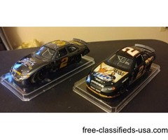 Rusty Wallace collectable scale model cars