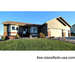 Custom Built Home-- Move in Ready!! Gorgeous Details Throughout!