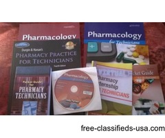 PHARMACOLOGY BOOKS & LAB PKT