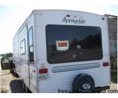 2002 5th wheel camper