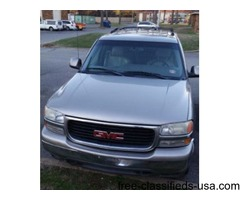 GMC Model:Yukon for sale