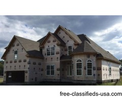 Newly Custom Built 4br Home on Large Lot!