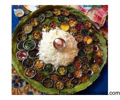Fresh vegetarian and eggetarian tiffin and catering service