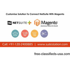 NetSuite Magento Connector - NetSuite Integration