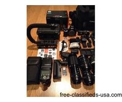 Sony Alpha DSLR A7S 12.2 MP 4K Full Frame