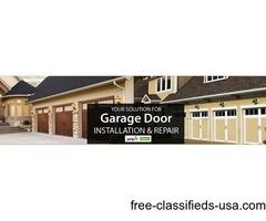 Long Island Garage Doors Repair & Services