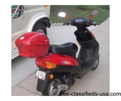 50cc motor scooter for sale