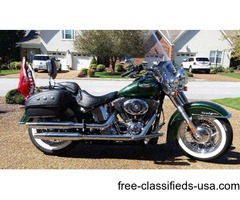 2013 Harley Davidson Soft tail Deluxe
