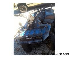 4 wheeler for sale