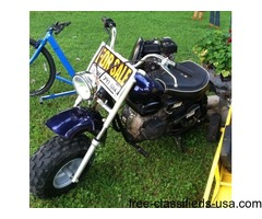 minni bike for sale